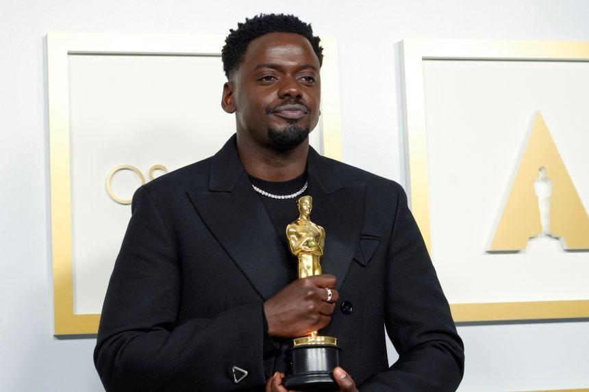 Daniel Kaluuya wins Oscar for 'Judas and Black Messiah'