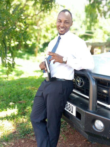 James Eyangu (RIP)