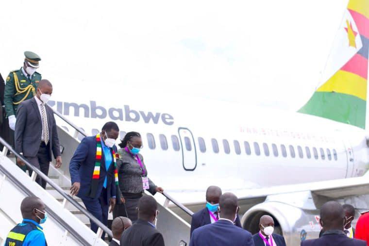 Emmerson Dambudzo Mnangagwa (Zimbabwe)