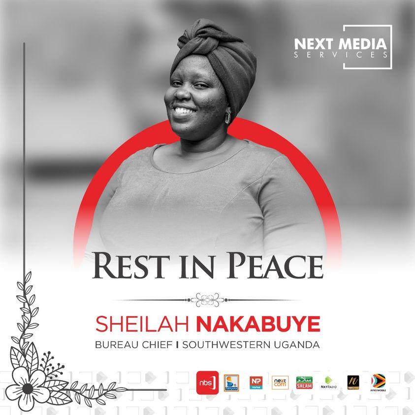 Sheilah Nakabuye