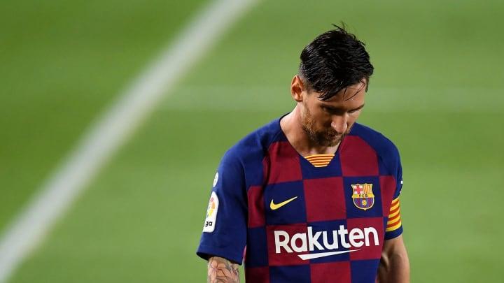 Barcelona let the lead slip twice to all but surrender La Liga title