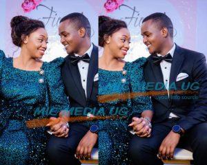 PHOTOS: Canary Mugume introduced by Long time lover Sasha Ferguson