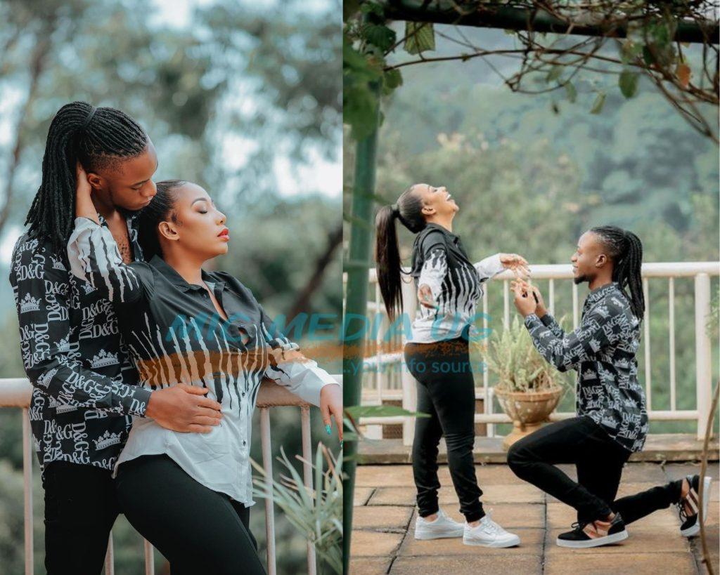 PHOTOS: Bad Black Says Yes to Boy friend Asha