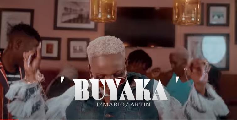 Jowy Landa drops 'Buyaka' Visuals
