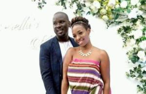 Cindy Sanyu introduces love Joel Okuyo Atiku to her parents