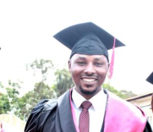 Makerere graduate, James Eyangu found dead