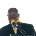 President Yoweri Kaguta Museveni's full speech at his Inaugural ceremony