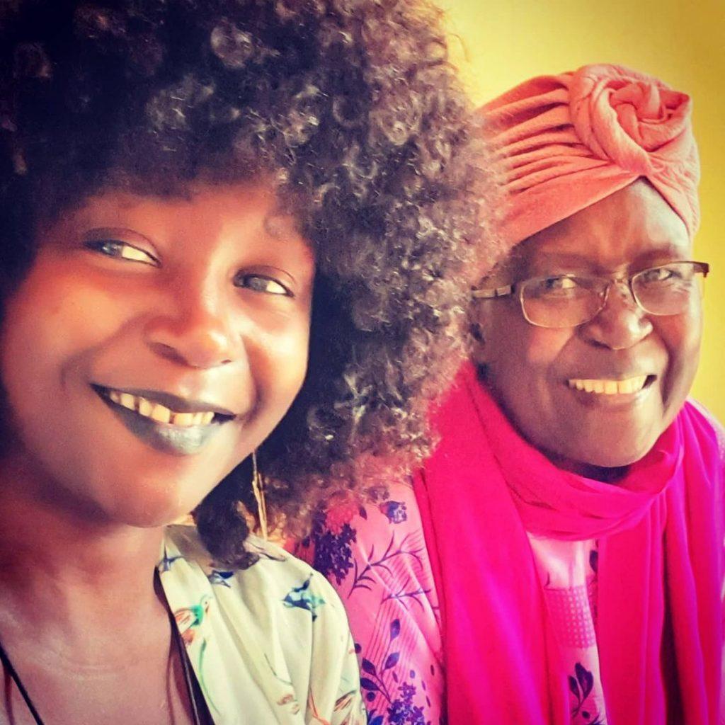 Ann Kansiime's mum