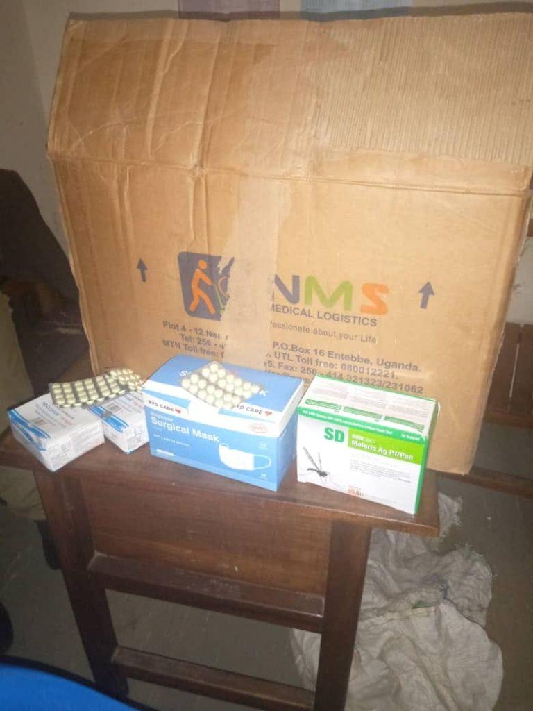 Amuru: Medics arrested over theft of drugs.