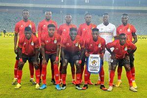 Bafana Bafana defeated Uganda Cranes 3:2 in an International friendly.