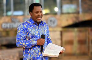 Nigerian Prominent and Televangelist Pastor TB Joshua is dead