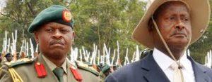 Lt. Gen Wilson Mbadi named the new CDF