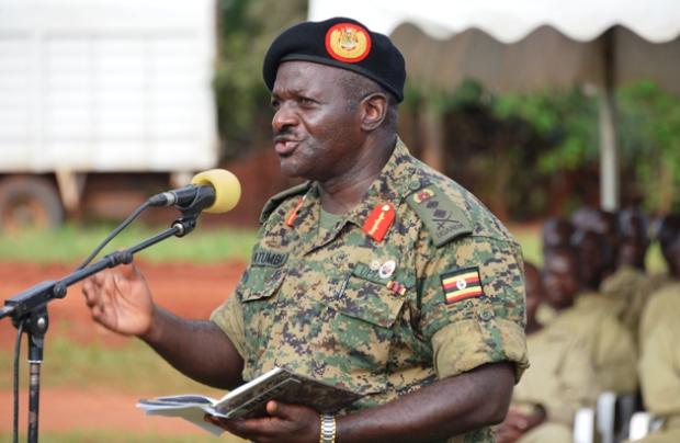 """""""I survived, I thank God"""" General Edward Katumba Wamala speaks out"""
