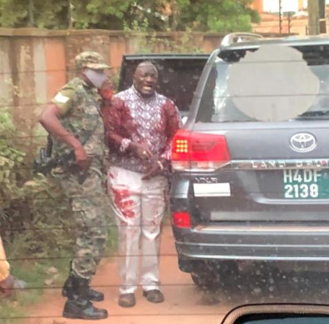 Gen. Katumba Wamala Survives Assassination Attempt