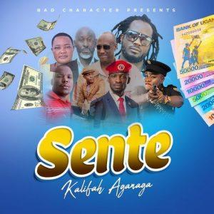 Kalifah Aganaga set to release Sente Video and Audio