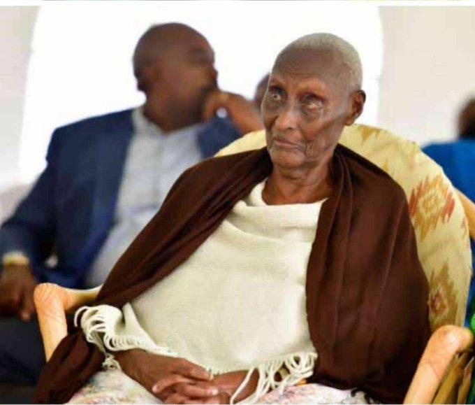 Yoweri Museveni mourns the death of his Aunt Jiresi Keminagano