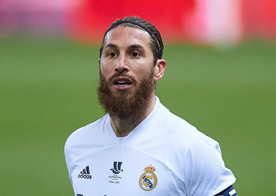 Sergio Ramos is set to join Paris Saint-Germain
