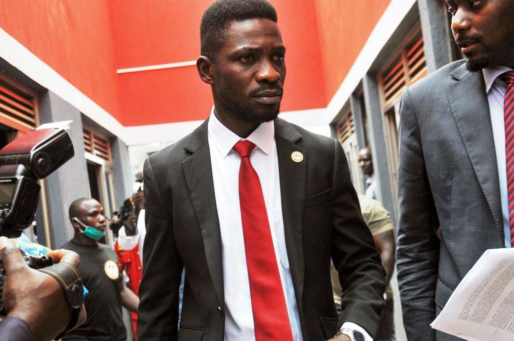 """""""UMA is now a beggars' association"""" Bobi Wine"""