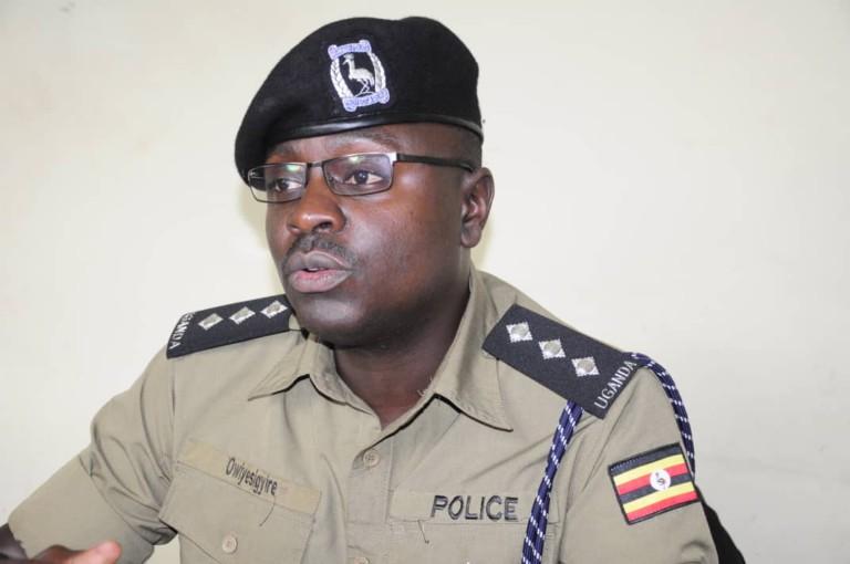 Police: Boda Boda rider arrested over rape allegations in Buikwe District