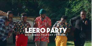 Leero Party MP3 - Eddy Kenzo ft Fredo YahBoy, Kokode free Download