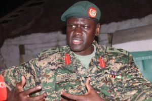Deputy Inspector General of Police, Major General Paul Lokech is dead