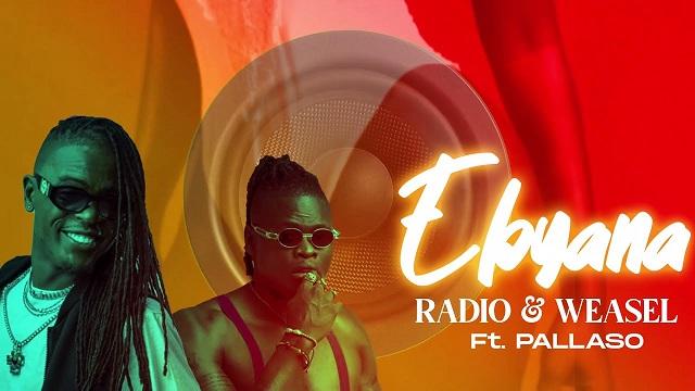 Ebyaana by Weasel Ft Pallaso Free MP3 Download