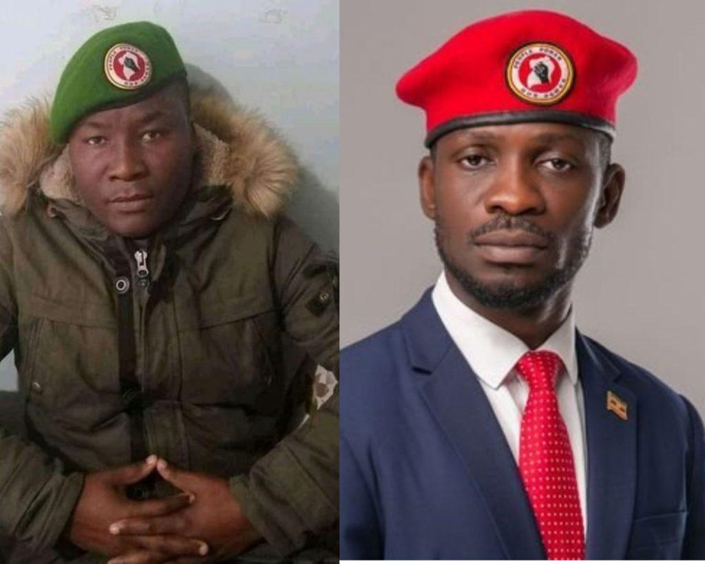 Bobi Wine reacts to Fred Lumbuye's arrest