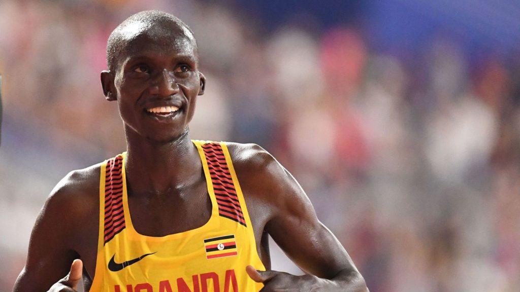 BREAKING: Joshua Cheptegei wins the men's 5,000m Olympics gold in Tokyo