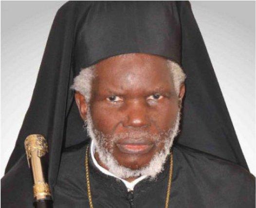 BREAKING: His Eminence Bishop Jonah Lwanga of the Uganda Orthodox Church is dead