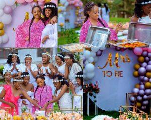Sasha Ferguson bridal shower (Photos)