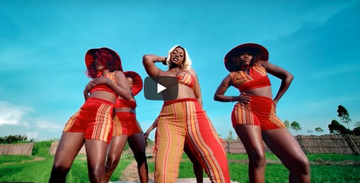 Winnie Nwagi drops Sasi Ku Nyama visuals